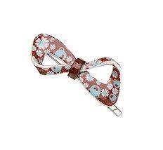 Set of 2 Flower Hair Pin Fashion Hair Clip Creative Hairpin,Brown