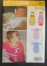 NewLook by Simplicity 0952 Baby Bunting Pattern 4 styles - $6.92