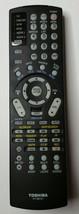 Toshiba CT-90121 Oem Tv Remote 43AX60A, 61HX70, 43HX71, 53HX71 Tested Works - $5.05