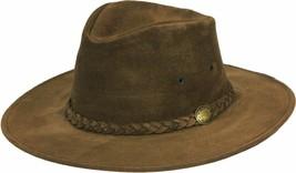 Henschel Men's Crusher Walker Hat Brown Medium - $58.47