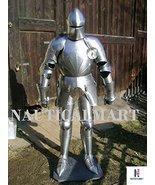 LARP Medieval Armor of Fifteenth Century Halloween Adult Full Body Costu... - $692.01