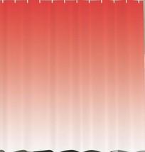 Ombre Color Shower Curtain Faded Hot Contemporary Line Bathroom Decor Pr... - $39.19