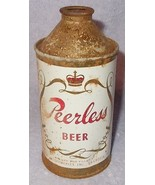 Vintage Scarce Peerless Cone Top Beer Can La Crosse Wisconsin - $39.95