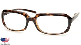 Ray Ban Rb 4131 710-13 Tortoise/Brown Sunglasses 57-16-130(LENSES Missing) Italy - $21.77