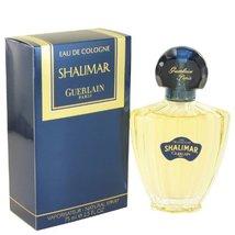 Guerlain Shalimar Eau de Cologne Spray for women 2.5 oz - $48.81