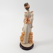 Marlo Collection by Artmark Figurine of Victorian Lady in Ruffled Dress image 6