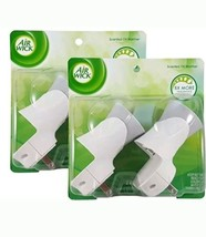Air Wick Scented Oil Warmers 4 Count (2 packs of 2 Each) - $13.99