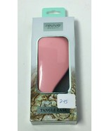 REVIVE BEAUTY(PINK/MINT GREEN) TANGLE EASE HAIR BRUSH, FREE SHIPPING - $12.33