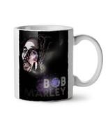 Legend Rasta Bob Marley NEW White Tea Coffee Mug 11 oz | Wellcoda - $15.99