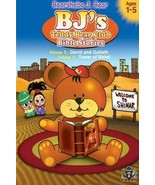 BJ's Teddy Bear Club and Bible Stories Volumes 5 & 6 - $8.60