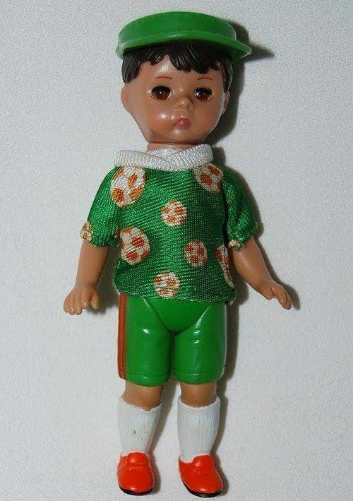 2005 Madame Alexander Doll McDonald's Happy Meal - Kick It Soccer Girl #7 Boy #8 image 6