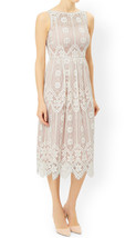 MONSOON Heather Lace Dress Size UK 16 BNWT - $118.42