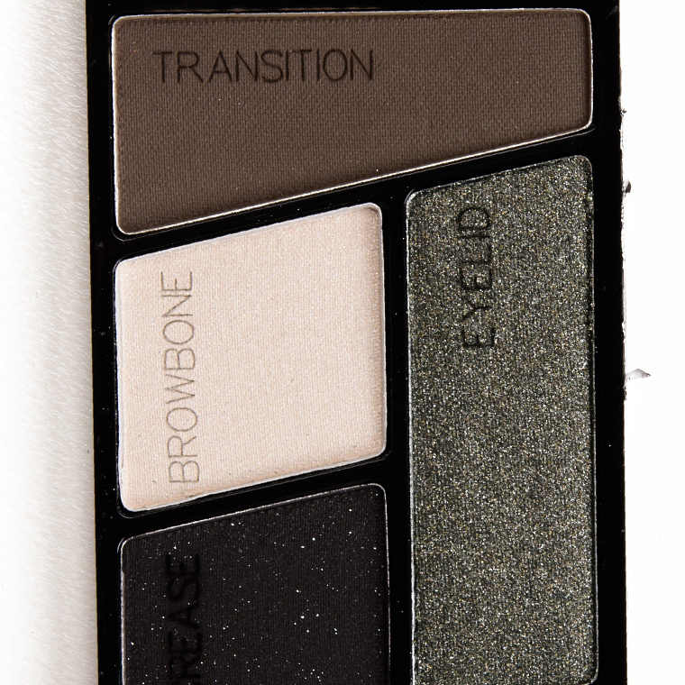 Wet N Wild Color Icon Eyeshadow Quad ~ Lights Out 338