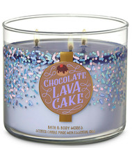 Bath & Body Works Chocolate Lava Cake Three Wick 14.5 Ounces Scented Candle - $23.47
