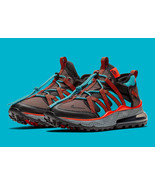 NIKE AIR MAX 270 BOWFIN MEN SIZE 8.0 TO 12.0 DARK RUSSET NEW COMFORTABLE... - $174.99