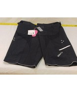 Craft Women's Trail Bike Shorts-Black-Size Lg-With Inner Padded Seat MSR... - $60.69