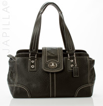 Coach F13961 Hampton Shoulder Bag Purse Handbag - $107.91