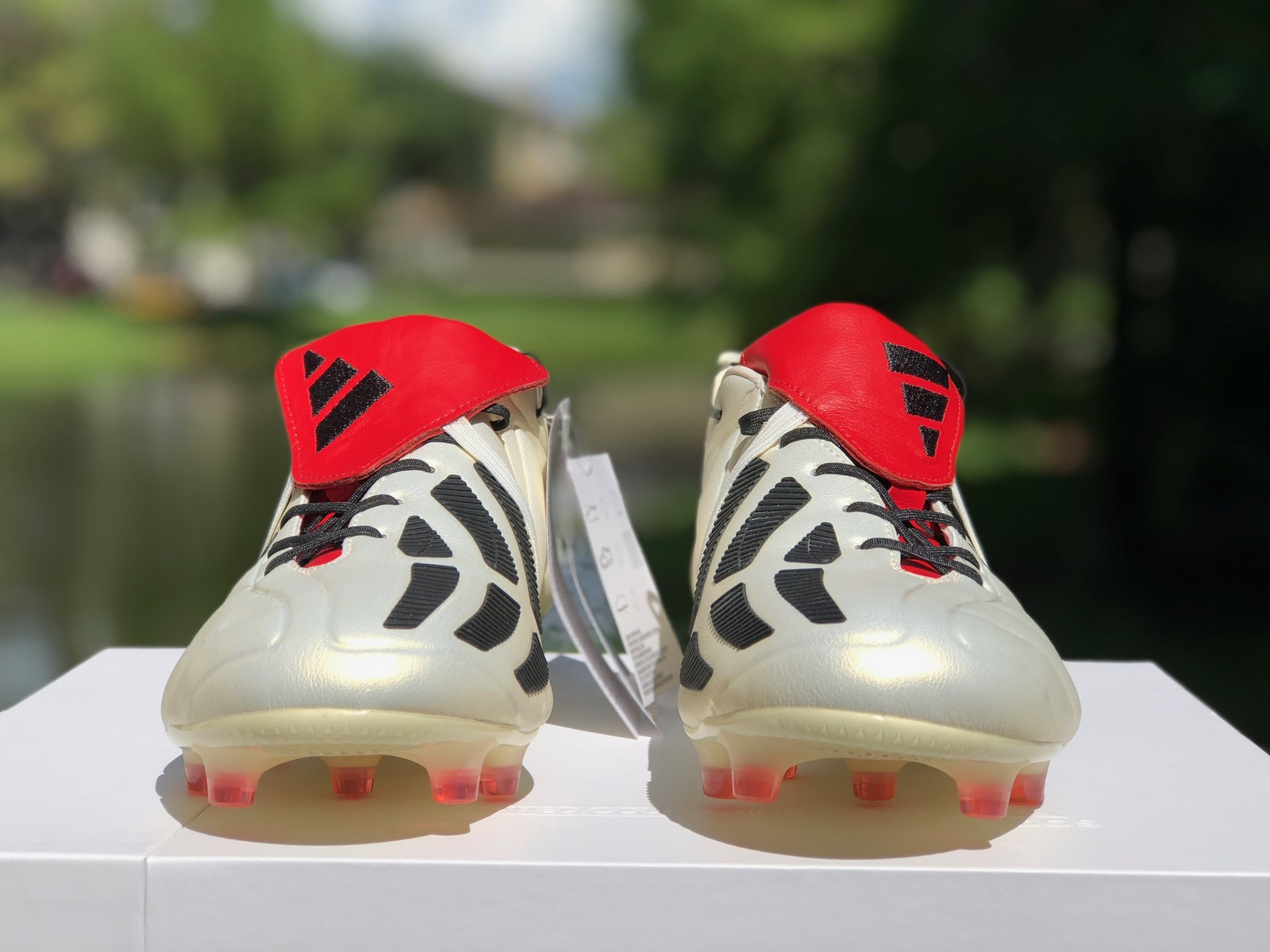 045a1cab451d Adidas Predator Mania FG Champagne Remake and 50 similar items