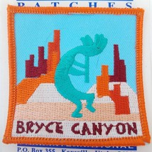 Bryce Canyon National Park Souvenir Patch 2.5x2.5-Inches - $16.48