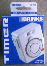 Brinks Timer - $14.84