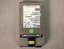 "HP BD07287B4C 72.8GB 10K 3.5"" 80-Pin WideUltra320 SCSI Drive Hard Drive w/ Caddy - $25.00"
