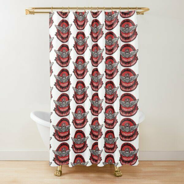 Primary image for US Army Transportation School Maintenance Test Pilot Course  Shower Curtain