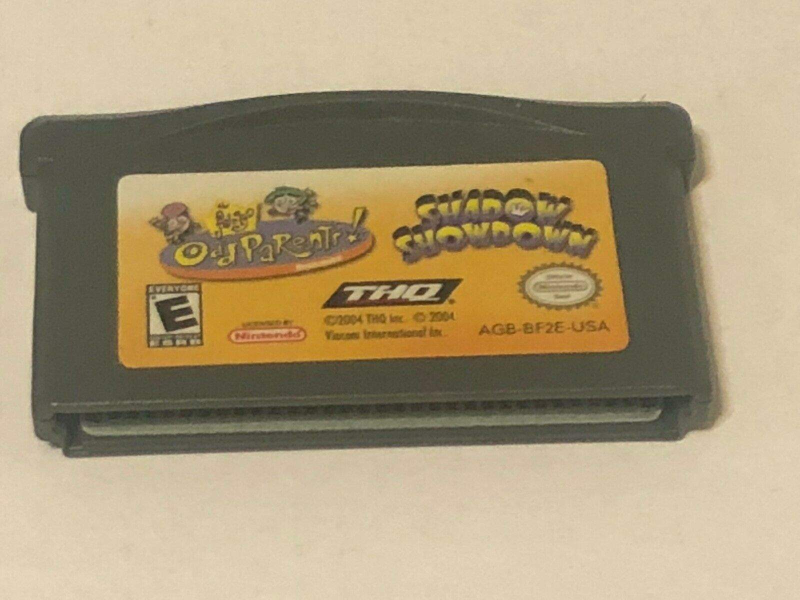 Fairly OddParents: Shadow Showdown Nintendo Game Boy Advance