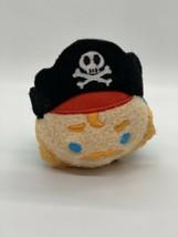 Disney Parks Tsum Tsum Plush Pirate Captain Pirates of the Caribbean 3 ½... - $6.97