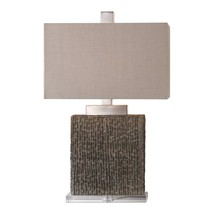 Uttermost Demetrio Textured Table Lamp - $250.80