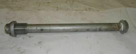 03 Suzuki GSXR 600 Swingarm Axle Bolt - $8.12