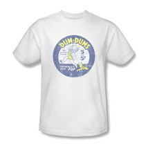 Dum-Dums T-shirt Free Shipping distressed logo vintage style cotton tee DUM110 image 2