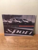 1996 Mercedes Benz M-B Sport C280 E420 SL-Class Sales Brochure Catalog - $11.87