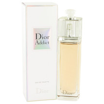 Christian Dior Dior Addict 3.4 Oz Eau De Toilette Spray image 1