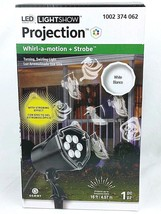 LightShow LED Projector Whirl A Motion White Grim Reaper Halloween Light... - €16,73 EUR