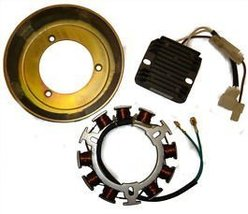 CHARGING SYSTEM KIT FITS YANMAR L70 CHINESE ENGINE 178