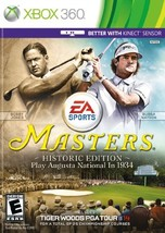 Tiger Woods PGA TOUR 14: Masters Historic Edition -Xbox 360 - $112.50