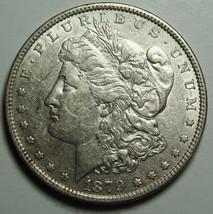 1879 MORGAN SILVER DOLLAR COIN Lot# D 5