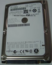 NEW Fujitsu - MHY2040BH 40GB SATA 2.5in Hard Drive Free USA Shipping - $53.85