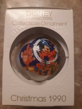Vintage Disney Characters Collectible Ornament 1990 Fantasia Sorcerers Mickey - $14.80