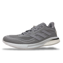 Womens Adidas Supernova Running Shoes Glory Grey/Silver Metallic FV6018 ... - $69.99