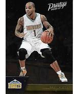 Basketball Card- Jameer Nelson 2017 Prestige #51 - $1.25