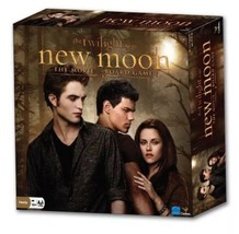 New Sealed Twilight New Moon the movie board game #98016 2009 Cardinal - $9.89