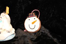 Hallmark Christmas Tree Ornament Santa snowman Raggedy Ann Andy lot of 6 image 2