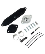 EGR Valve Cooler Delete Kit for 17-19 Ford 6.7L V8 Powerstroke Diesel Pi... - $199.98