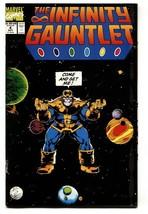 INFINITY GAUNTLET #4 1991 MARVEL MCU THANOS - $37.83