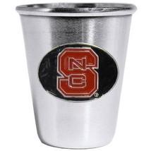 NCAA - N. Carolina St. Wolfpack Steel Shot Glass  - $24.99