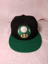 Super Mario Brothers 1UP Mushroom Hat - Flex Fit - One Size Fits All - $22.95