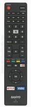 Original Sanyo Remote Control For FW55C78F, FW55C87F - $28.70