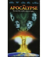 APOCALYPSE LAURA SAN GIACOMO SANDRA BERNHARD VHS A-PIX VIDEO TESTED - $6.95
