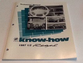 1997 Buick KNOW-HOW KH-206 1997 1/2 Regal - $14.46